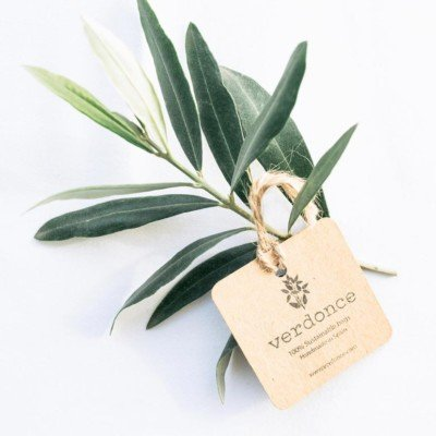 Olive branch with Verdonce label