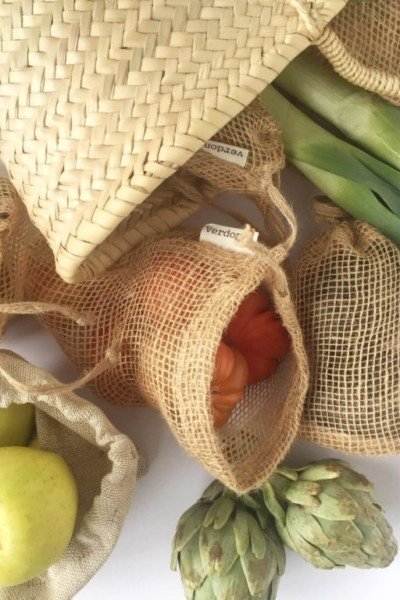 How to do your grocery shopping plastic free