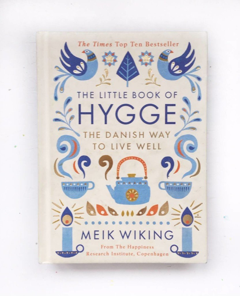 Book cover of The Little Book of Hygge by Meik Wiking