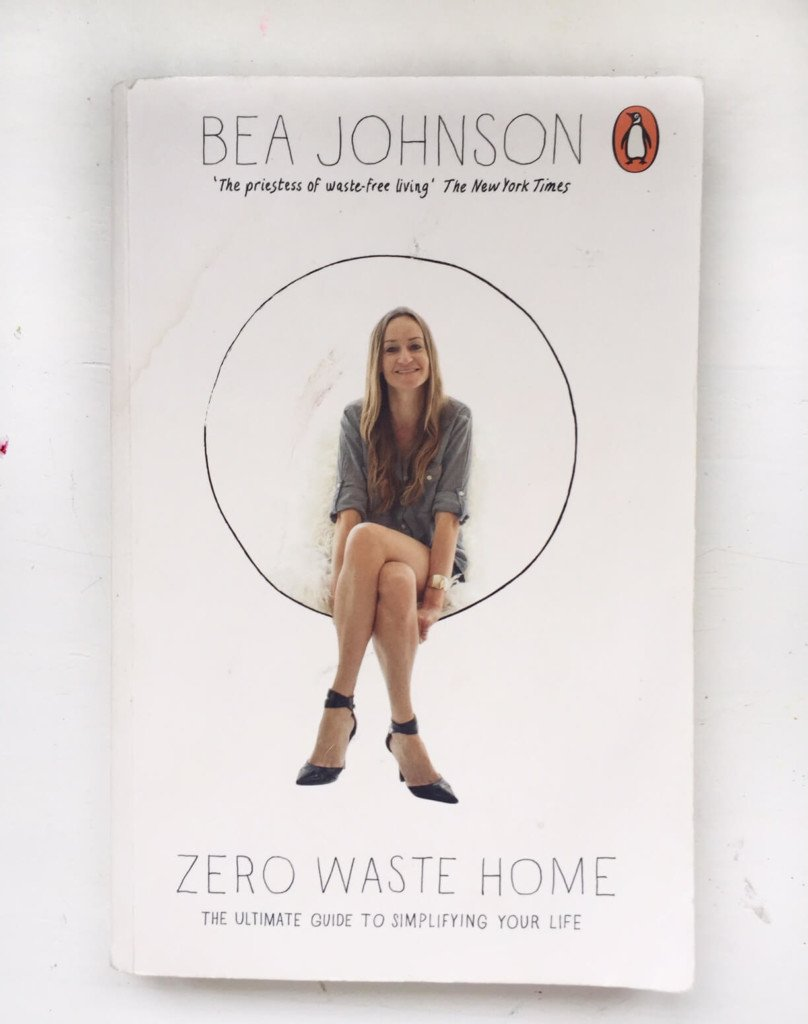 Book cover of Zero Waste Home by Bea Johnson