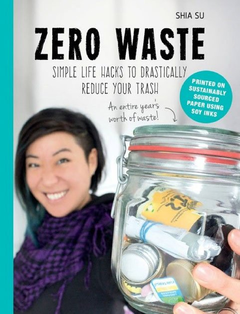 Book cover for Zero Wash simple hacks to drastically reduce your trash
