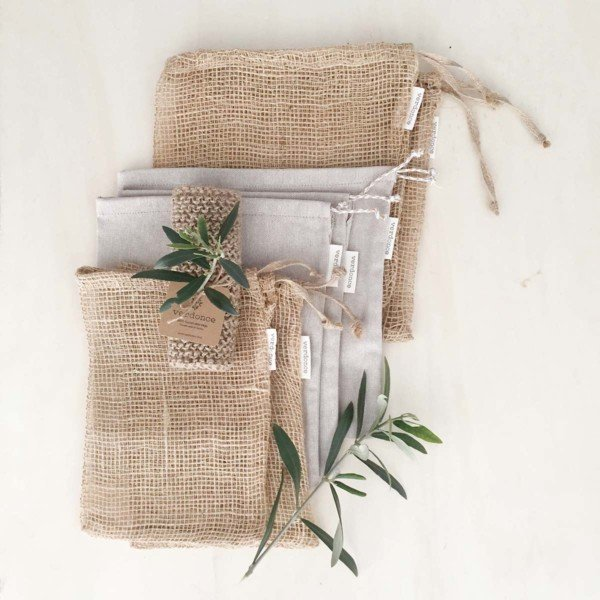 sustainable kitchen gift pack by verdonce