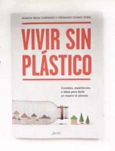 Libro Vivir sin plastico