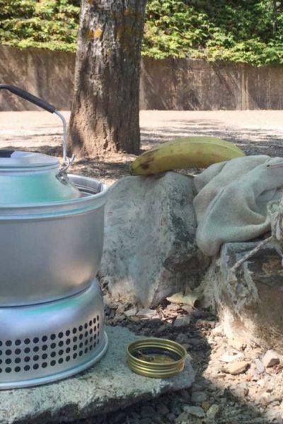 13 trucos para ir de camping mucho más sostenible y zero waste