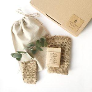 Contendidos del pack de baño sostenible verdonce